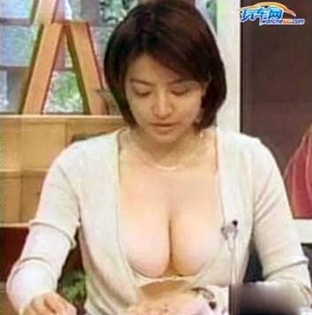 赤江珠緒アナ 伝説の中国で流出騒ぎの巨乳写真