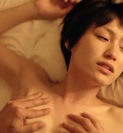 平田薫 映画で乳首丸出し大胆な濡れ場&ドラマで乳輪チラリの決定的瞬間