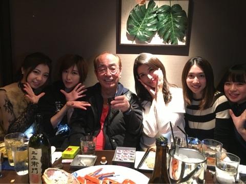 志村けんの誕生日会2016年