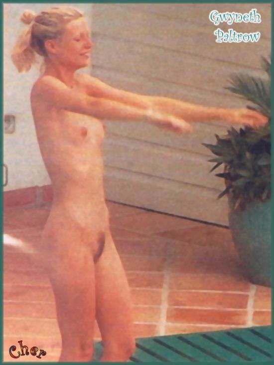 Brad pitt nude gwyneth