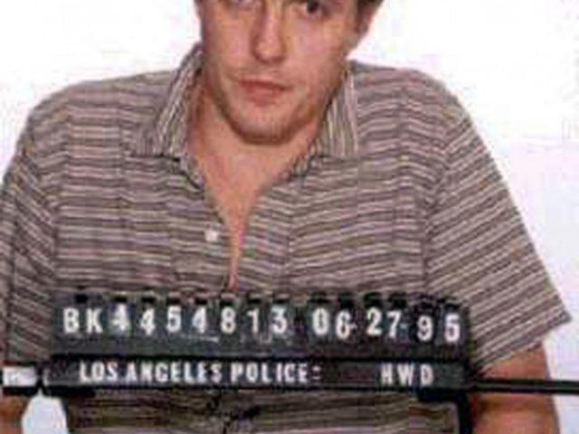 ヒュー・グラント 95年7月ハリウッドで黒人売春婦にフェラさせていたところを現行犯逮捕