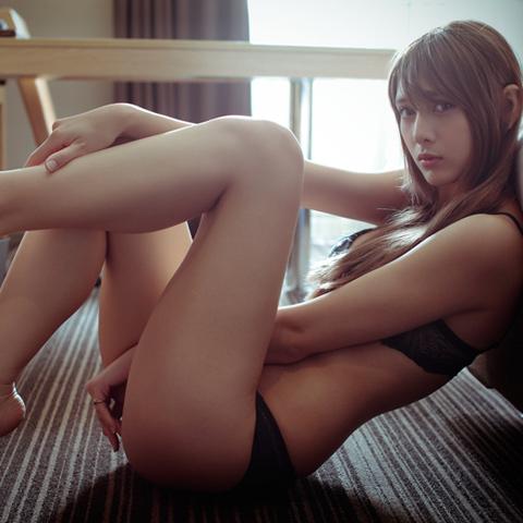 アンジェラ芽衣 撮影モデル時代のエロコス画像