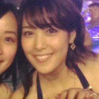 【流出】鷲見玲奈アナ夜遊びナイトプールでの水着姿が・・・爆乳スイカップがついに露わに!?
