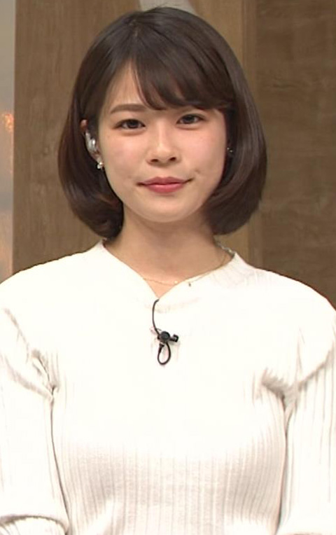 【検証】鈴木唯アナ『目覚まし』でゆるキャラに押し倒されオ◯ンコパックリM字開脚w