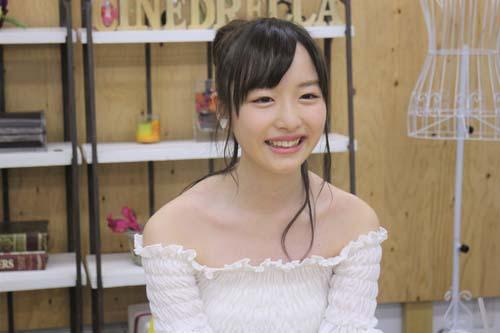 『めざましテレビ』に出てる内田珠鈴(17)に朝から癒やされるw