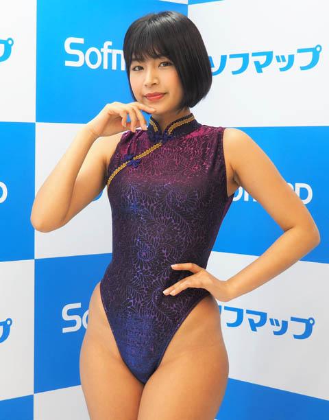 藤井マリー初DVDで「イケナイことをしちゃいました」