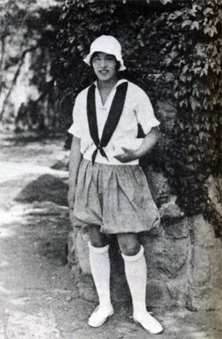 ブルマの歴史 女子の体操服