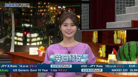 井口綾子  ビジネスクリック