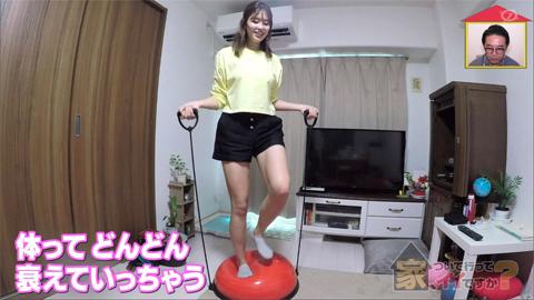 稲村亜美さんの部屋に不穏なアレが写り込んでしまう